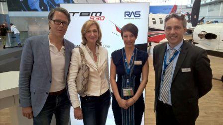 Mögliche Kooperationen anl. der AERO Messe
