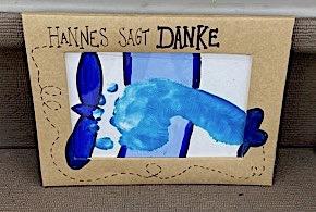 Hannes fliegt nach Hause