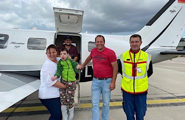 Flug von Bremen nach Ingolstadt